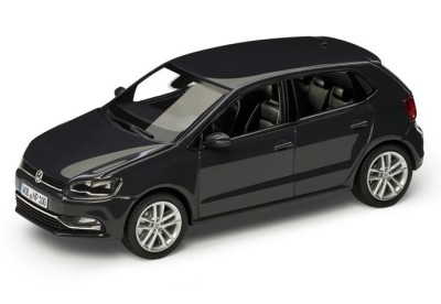 Модель автомобиля Volkswagen Polo 5D, Scale 1:43, Urano Grey