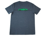 Футболка унисекс Porsche T-Shirt, Unisex - RS 2.7 Collection, артикул WAP95100S0G