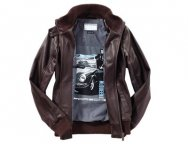 Женская кожаная куртка Porsche Women's Leather Blouson – Steve McQueen