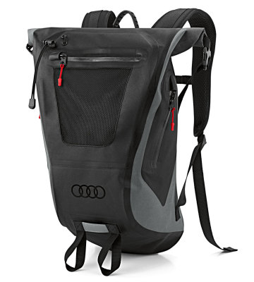 Рюкзак Audi backpack, black/grey