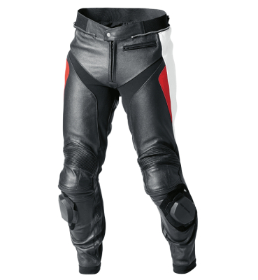 Мужские мотоштаны BMW Motorrad Sport Pants, Black/White/Red