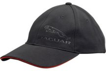 Бейсболка Jaguar Baseball Cap Black