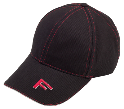 Бейсболка Jaguar F-Type Baseball Cap - Black and Red