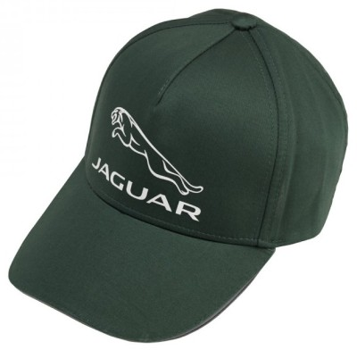 Бейсболка Jaguar Baseball Cap, Classic, Green