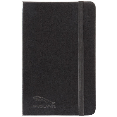 Блокнот Jaguar Small Notebook Black