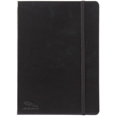 Блокнот Jaguar Large Notebook Black