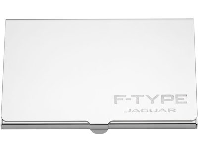 Визитница Jaguar F-type Card Holder