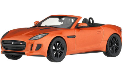 Модель автомобиля Jaguar F-type V8 S 1:43 Scale Model, Firesand