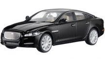 Модель автомобиля Jaguar XJ Scale Model 1:43, Black Amethyst