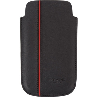 Чехол для iPhone Jaguar Leather F-type iPhone 4 Case