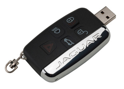Флешка Jaguar Car Key Style USB-stick, 8Gb