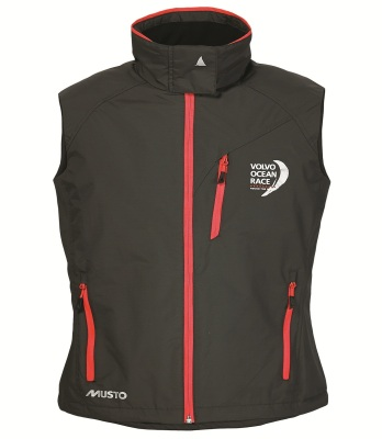 Женский жилет Volvo Alicante Gilet Women Grey