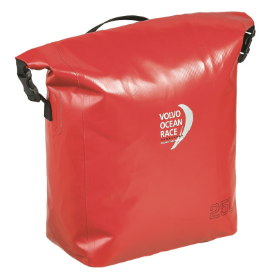 Большая непромокаемая сумка Volvo Dry Bag 25L, Red