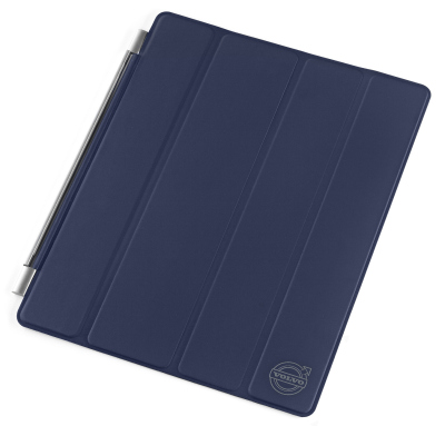 Чехол для iPad Volvo cover with Iron Mark Blue