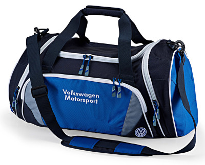 Спортивная сумка Volkswagen Motorsport Bag, Blue
