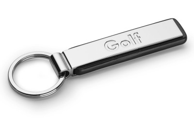 Брелок Volkswagen Golf Key Chain Pendant Silver Metal