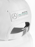Бейсболка унисекс Mercedes-Benz F1 Unisex cap, Team 2015, White, артикул B67997226