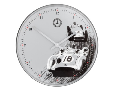 Настенные часы Mercedes-Benz Wall Clock Heritage