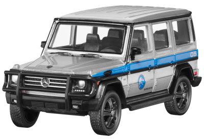 Модель Mercedes-Benz G 550 (W463) Jurassic World, Scale 1:43