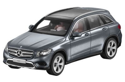 Модель Mercedes-Benz GLC (X253), Scale 1:43, Selenit Grey Metallic
