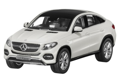 Модель Mercedes-Benz GLE Coupé (C292), Scale 1:43, Diamond White