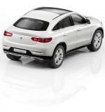 Модель Mercedes-Benz GLE Coupé (C292), Scale 1:43, Diamond White, артикул B66960356