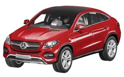 Модель Mercedes-Benz GLE Coupé (C292), Scale 1:43, Hyacint Red Metallic