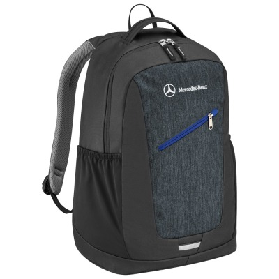 Рюкзак Mercedes-Benz Rucksack, Deuter, Black-Grey