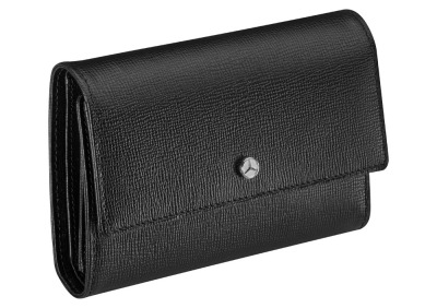 Женский кошелек Mercedes-Benz Ladies Wallet, Black, by BREE