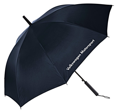 Автоматический зонт-трость Volkswagen Motorsport Automatic Stick Umbrella, Dark Blue