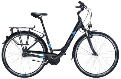 Городской велосипед Volkswagen City-Bike, Black