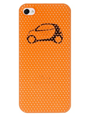 Крышка для iPhone 5/5s Smart Case, Orange
