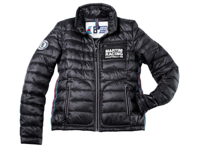 Женская куртка Porsche Women's Jacket Martini Racing, LE, Black