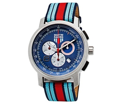 Наручные часы хронограф Porsche Chronograp Martini Racing, Limited Edition