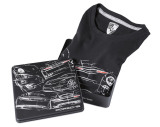 Футболка унисекс Porsche Collector's T-Shirt Edition no. 4, 911 Collection, артикул WAP6640XS0G