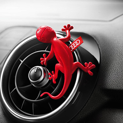 Ароматизатор воздуха в салон Audi Gecko Cockpit Air Freshener, Flowers