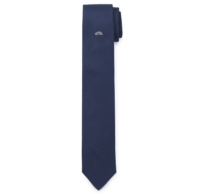 Шелковый галстук Volkswagen Beetle Silk Business Tie, Blue