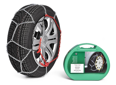 Комплект цепей противоскольжения Skoda Snow chains for 185/60 R14