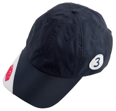 Бейсболка Jaguar Heritage Baseball Cap, Brushed Cotton, Black