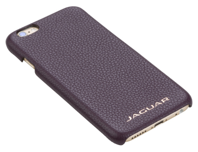 Кожаная крышка для iPhone 6 Jaguar Leather Case, Bordeaux