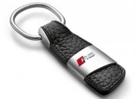 Брелок Audi R8 Key ring leather