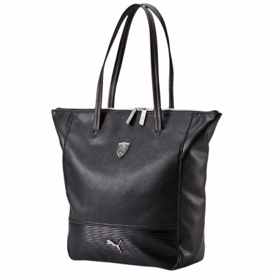 Женская сумка Ferrari LS Shopper, Natural Black