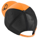 Бейсболка Smart Cap Passion, Black-Orange, артикул B67993579