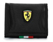 Портмоне Ferrari Replica Wallet, Black