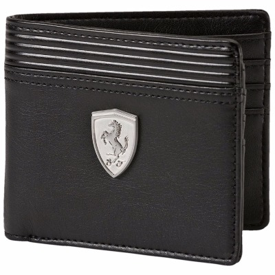 Портмоне Ferrari LS Wallet M, Black