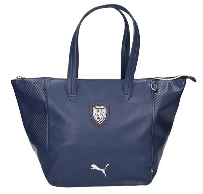 Сумка Ferrari LS Handbag Crown Blue - Black