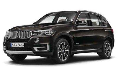 Модель автомобиля BMW X5 (F15), 1:64 scale