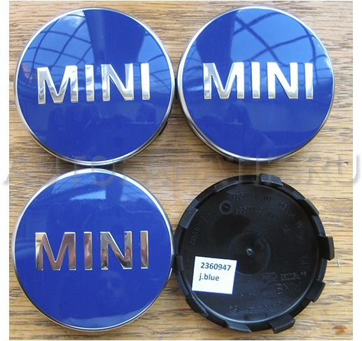 Electric Hub Caps : Набор из х крышек на ступицу mini hub caps set blue