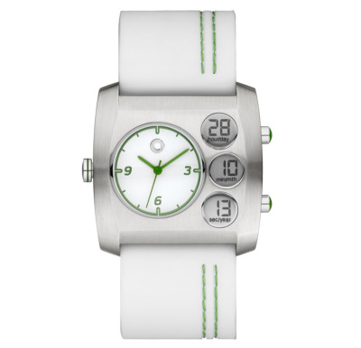 Наручные часы унисекс Smart Unisex Wrist Watch Electric Drive, White