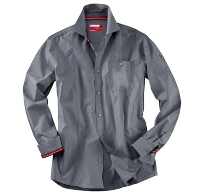 Мужская рубашка BMW Motorrad Men's Dynamic Shirt, Grey